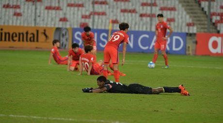 Vi sao U19 Han Quoc xep thu 2 van bi loai? - Anh 1