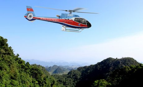 May bay truc thang EC130 T2 co gi dac biet? - Anh 1