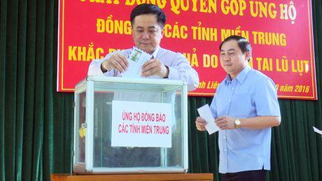 Da Nang, Quang Ninh ung ho nguoi dan vung lu gan 8 ty dong - Anh 3