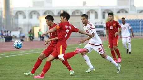 U19 Viet Nam se vao Tu ket U19 chau A 2016 truong hop nao? - Anh 1
