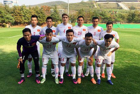 DT Viet Nam danh bai FC Seoul tren dat Han Quoc - Anh 1