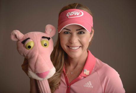 Ve quyen ru cua nu golf thu Paula Creamer - Anh 1