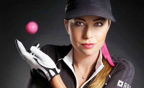 Ve quyen ru cua nu golf thu Paula Creamer - Anh 2