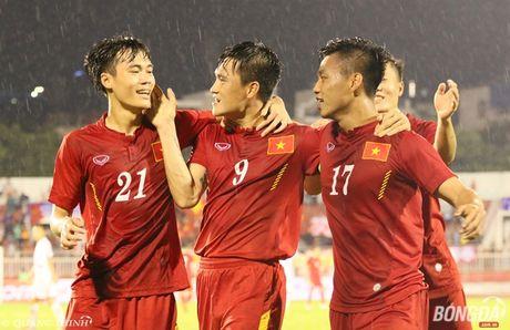 Viet Nam bat ngo vuot qua Thai Lan tren BXH FIFA - Anh 1