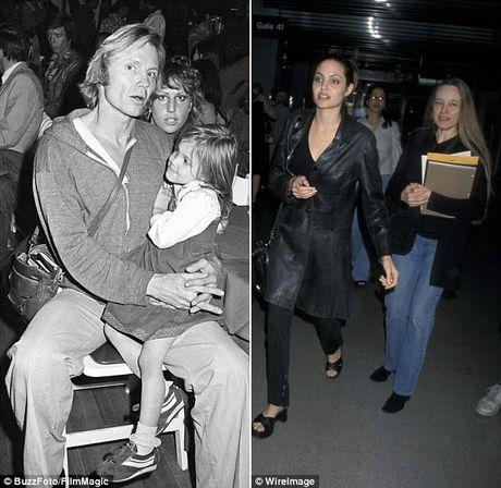 Angelina Jolie bi to dung con chong lai Brad Pitt - Anh 3