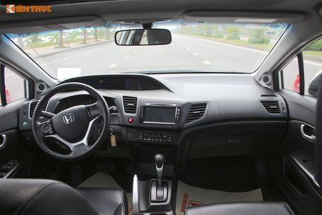 Honda Civic 'thay da, doi thit' sau 10 nam co mat o VN - Anh 11