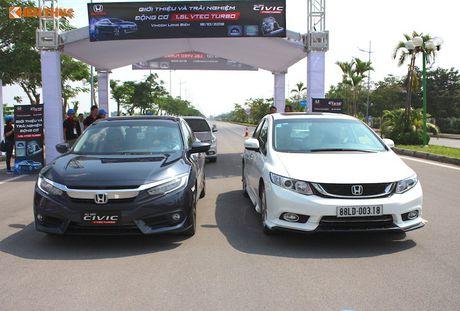 Honda Civic 'thay da, doi thit' sau 10 nam co mat o VN - Anh 1