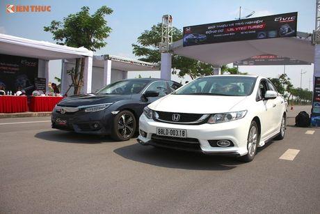 Honda Civic 'thay da, doi thit' sau 10 nam co mat o VN - Anh 2