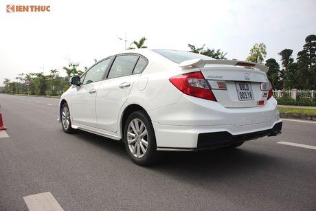 Honda Civic 'thay da, doi thit' sau 10 nam co mat o VN - Anh 9