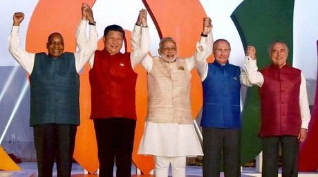BRICS kho go voi nhung xung dot noi bo - Anh 1
