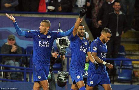 Leicester City ngang mat o troi Au - Anh 1