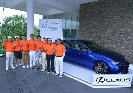 Viet Nam lan dau tien to chuc giai Golf Lexus Chau A- Thai Binh Duong - Anh 1