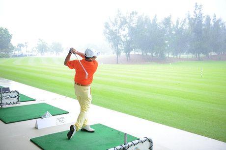 Viet Nam lan dau tien to chuc giai Golf Lexus Chau A- Thai Binh Duong - Anh 2
