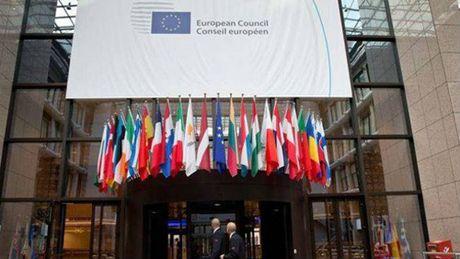 Hoi nghi Thuong dinh EU: Kho khan nhieu, mau thuan lam - Anh 1
