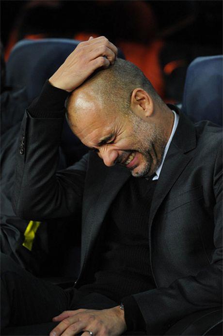 Messi lap hat-trick, Barca dai thang Man City - Anh 2