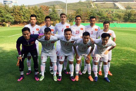DT Viet Nam vuot qua doi hinh 2 cua Seoul FC - Anh 1