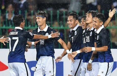 Lap sieu pham da phat goc, Campuchia tien sat AFF Cup 2016 - Anh 1