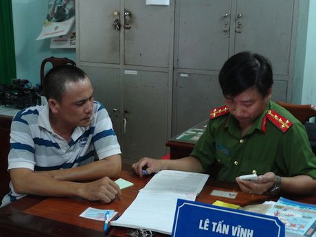 Cho thuoc la lau bang xe cuu thuong bi phat gan 700 trieu dong - Anh 1