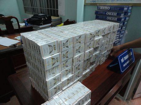 Cho thuoc la lau bang xe cuu thuong bi phat gan 700 trieu dong - Anh 3