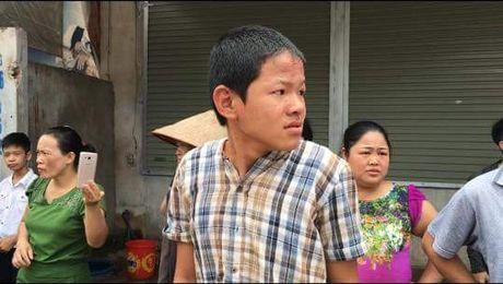Bac Giang: Be trai 13 tuoi lai xe 29 cho gay tai nan lien hoan - Anh 1