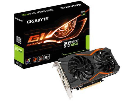 Gigabyte ra mat VGA dung GPU nVidia GTX 1050 Ti va GTX 1050 - Anh 1