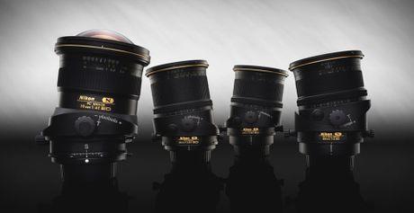 Nikon gioi thieu ong kinh tilt-shift goc sieu rong PC Nikkor 19mm F4E ED voi gia 3399 USD - Anh 1