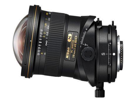 Nikon gioi thieu ong kinh tilt-shift goc sieu rong PC Nikkor 19mm F4E ED voi gia 3399 USD - Anh 3