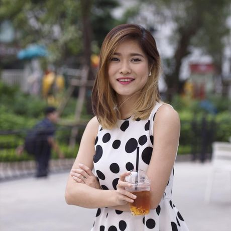 Cac nu MC, BTV cua VTV gan gui trong loat anh doi thuong - Anh 13