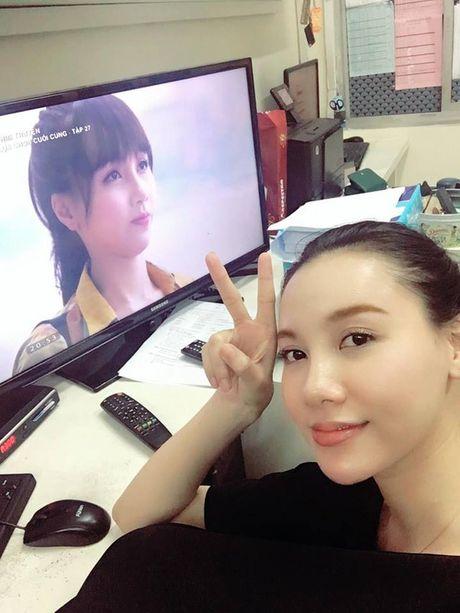 Cac nu MC, BTV cua VTV gan gui trong loat anh doi thuong - Anh 6
