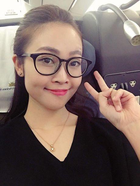 Cac nu MC, BTV cua VTV gan gui trong loat anh doi thuong - Anh 7