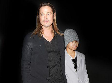 Con trai ca tu choi gap Brad Pitt - Anh 2