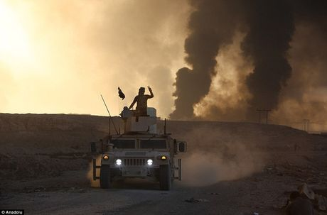 Thu linh toi cao IS mac ket o Mosul? - Anh 2