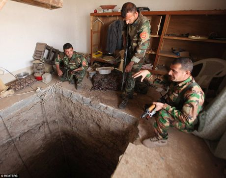 Thu linh toi cao IS mac ket o Mosul? - Anh 3