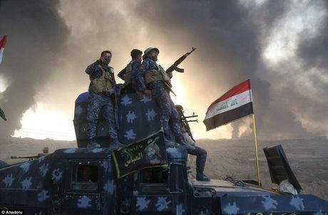 Thu linh toi cao IS mac ket o Mosul? - Anh 4