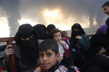 Thu linh toi cao IS mac ket o Mosul? - Anh 6