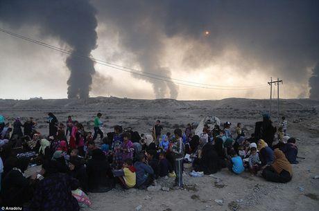 Thu linh toi cao IS mac ket o Mosul? - Anh 7