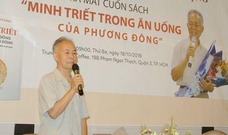 Am thuc chua benh co the, chua tri tam hon - Anh 1