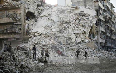 Lenh ngung ban o Aleppo se keo dai 3 ngay - Anh 1