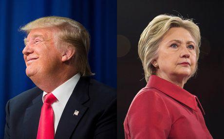 Chien luoc cua Trump-Clinton cho Syria: Xau va te hai? - Anh 1