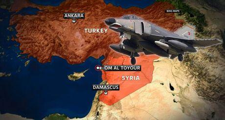 Chien luoc cua Trump-Clinton cho Syria: Xau va te hai? - Anh 2