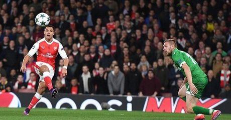 Highlight: Arsenal 6-0 Ludogorets (Bang A Champions League) - Anh 1