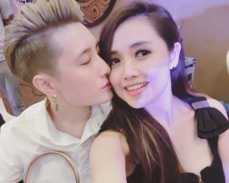 Ngay 20/10 cua MC Ngoc Trang va nguoi yeu dong tinh dien ra the nao? - Anh 2