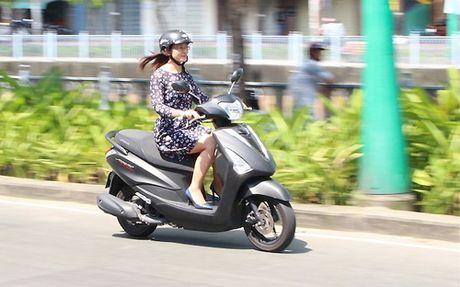 Trieu hoi gan 32.000 xe tay ga Yamaha Acruzo - Anh 1