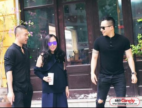 Phuong Chanel - Khac Tiep - Doan Tuan: 10 nam tinh ban showbiz - Anh 4