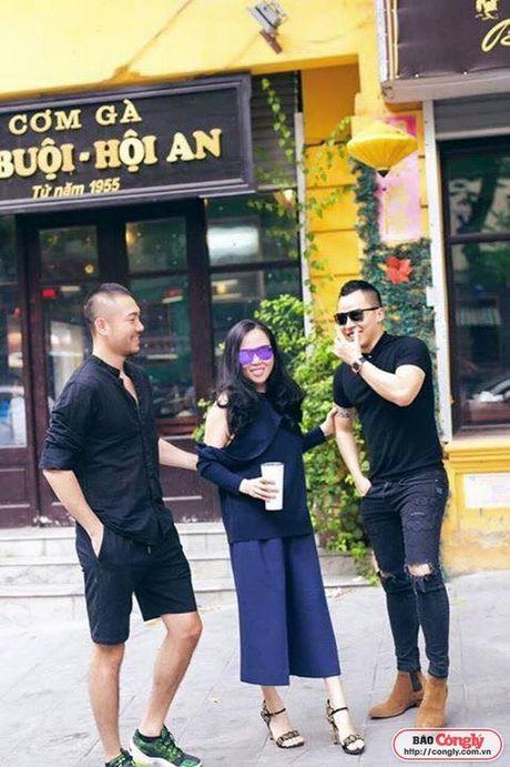 Phuong Chanel - Khac Tiep - Doan Tuan: 10 nam tinh ban showbiz - Anh 5