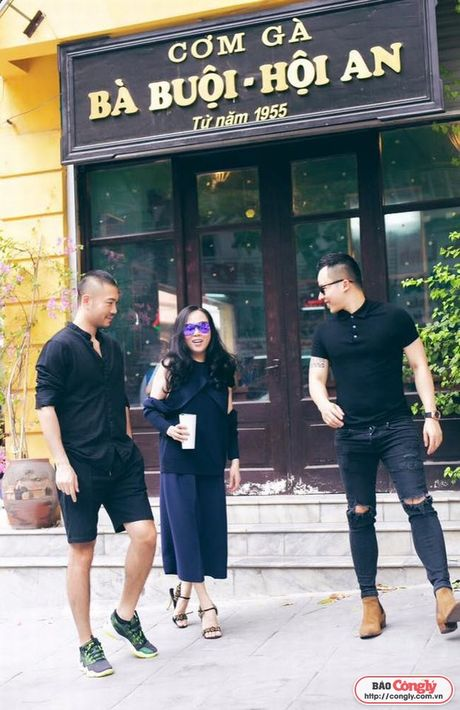 Phuong Chanel - Khac Tiep - Doan Tuan: 10 nam tinh ban showbiz - Anh 7
