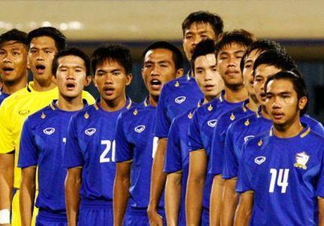 Thai Lan thua ca 3 tran, bi loai som giai U19 chau A - Anh 1