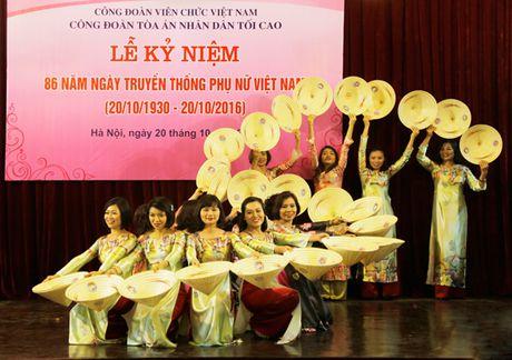 TANDTC to chuc Le ky niem 86 nam Ngay truyen thong Phu nu Viet Nam - Anh 3