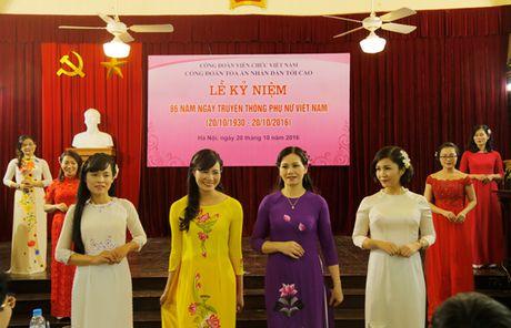 TANDTC to chuc Le ky niem 86 nam Ngay truyen thong Phu nu Viet Nam - Anh 6