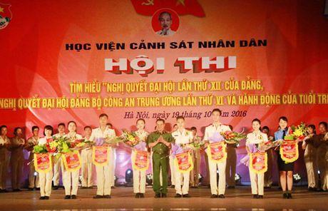 Da dang hoa hinh thuc tuyen truyen dua Nghi quyet Dai hoi Dang vao hanh dong cua Tuoi tre - Anh 1